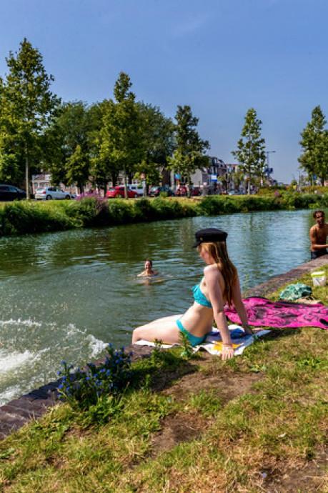 Komend weekend volop zomer in Utrecht ☀️