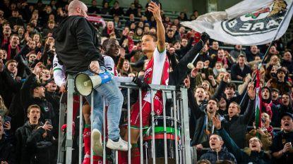 """Vossen: """"5-0 en 2 goals: geslaagd debuut"""""""
