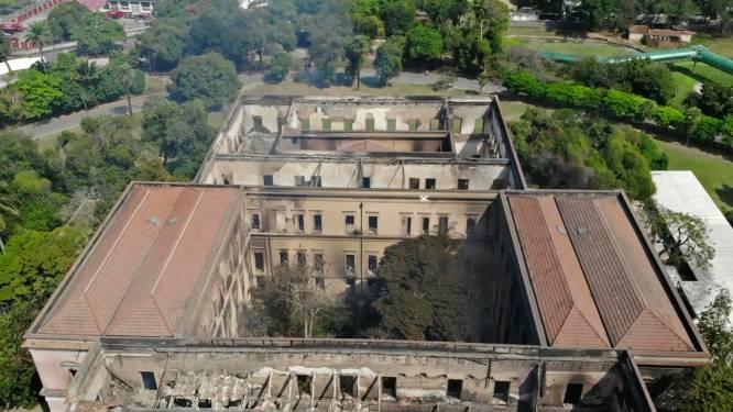 Tragische brand in Nationaal Museum van Brazilië: miljoenen artefacten gaan in vlammen op