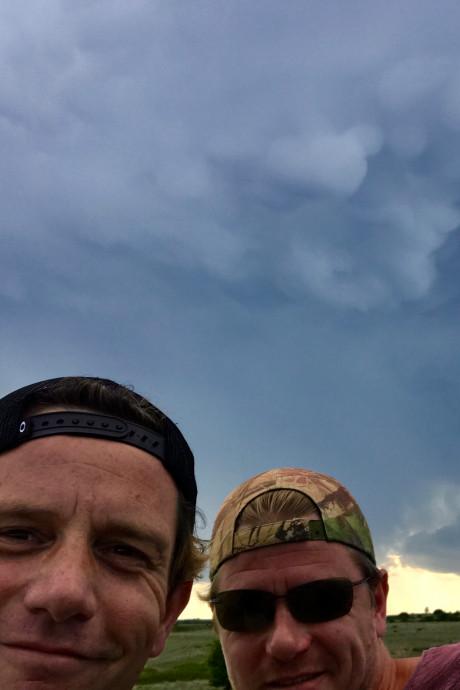 Gemertse tornadojagers in VS zit het nog niet mee