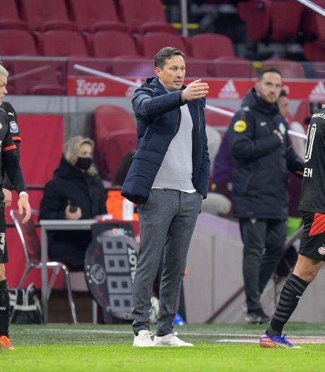 Trainer Schmidt wil dat PSV aanvallend meer brengt tegen Sparta