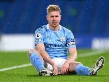 Kevin De Bruyne a refusé la première proposition de prolongation de contrat de Manchester City
