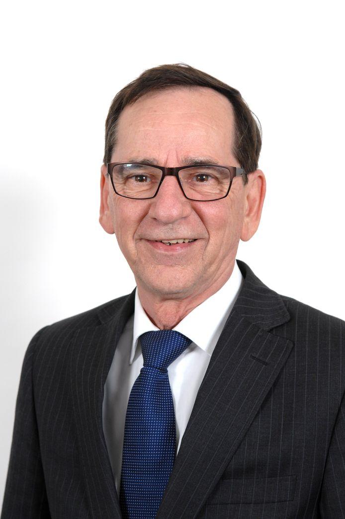Wethouder Jan Brekelmans van Voor Loon