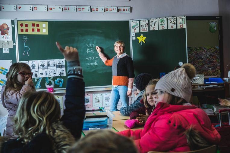 De stad Gent zet alles op alles om de job van leerkracht aantrekkelijk te maken.