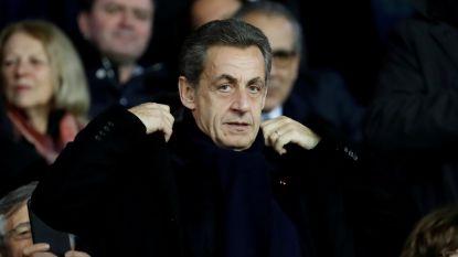 Sarkozy moet voor de rechter verschijnen