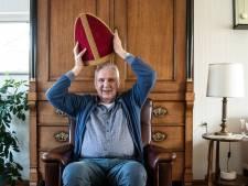 Voor de vijftigste en laatste keer Sinterklaas op De Vlinderboom in Bemmel