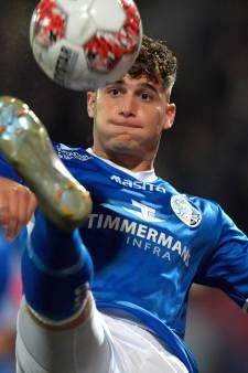 FC Den Bosch loopt ook bij Jong AZ averij op: 2-2