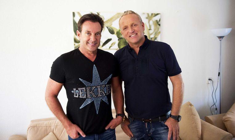 De excuses van RTL voor de herhaling van de foute aflevering van de foute aflevering van Geer en Goor waren voor de bühne Beeld anp
