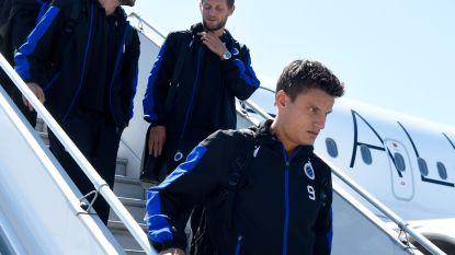 Club landt in Kiev, maar de vraag is: wie speelt op linksachter?