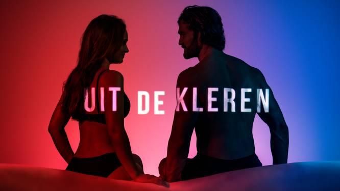 Meteen het bed in: VTM2 komt met gloednieuw datingprogramma 'Uit De Kleren'