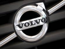Zwarte Volvo S60 gestolen in Enschede