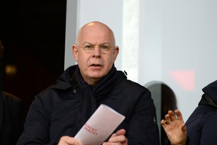 Directeur Toon Gerbrands.