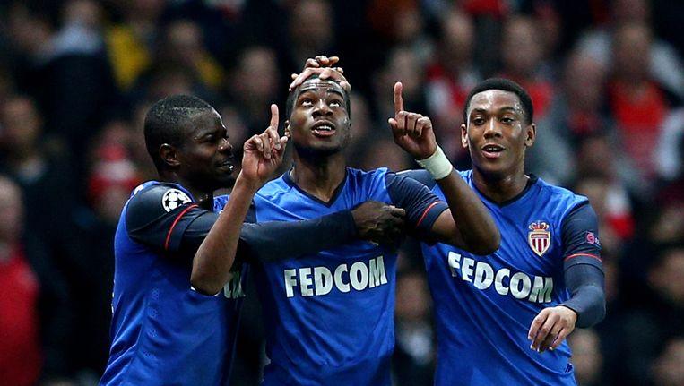 Kondogbia opende op slag van rusten de score met een afgeweken schot.