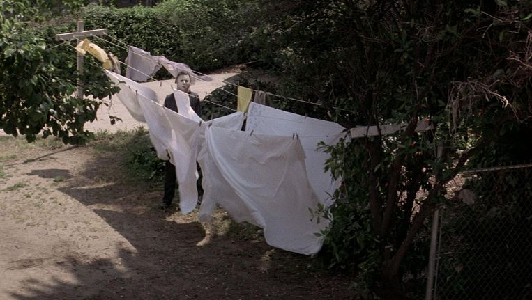 Tony Moran in Halloween. Beeld