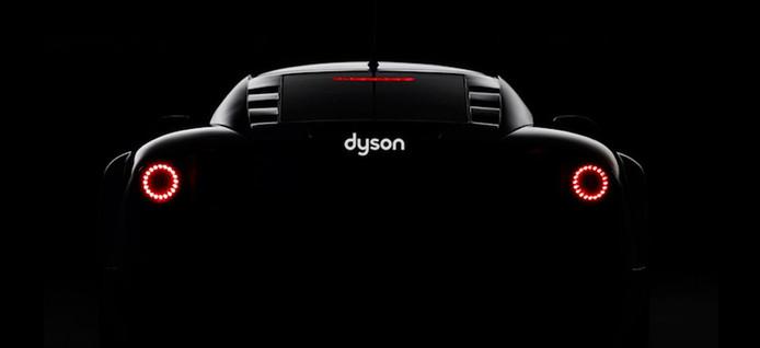 Meer dan dit schimmige beeld wil Dyson niet verklappen van zijn plannen met elektrische auto's