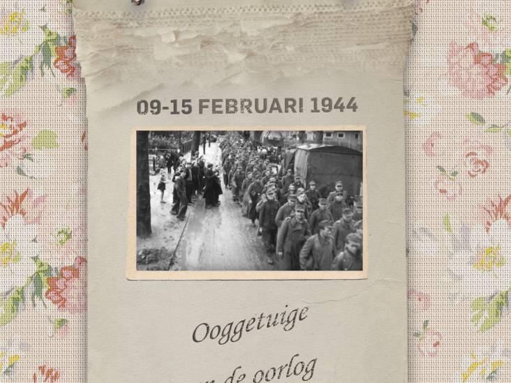 'De geesten die Hitler heeft opgeroepen zullen hem en de zijnen verpletteren'