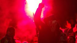 Geen tickets, wel knuppels: 27 Turkse fans opgepakt in Brugge