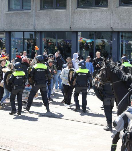 Anti-lockdowndemonstratie zaterdag verboden, politie heeft aanwijzingen dat relschoppers boel willen verstoren