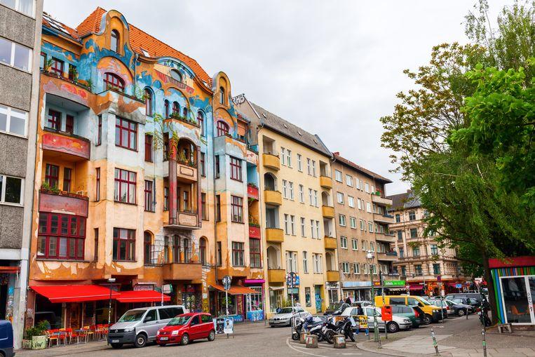 Huren in Berlijn voor vijf jaar bevroren om oververhitte markt aan te pakken
