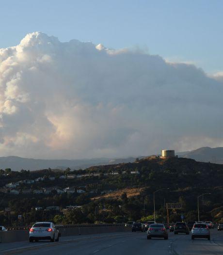 Honderden Californiërs geëvacueerd vanwege natuurbrand