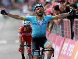 Cataldo wint 'mini' Ronde van Lombardije, Roglic kraakt én valt