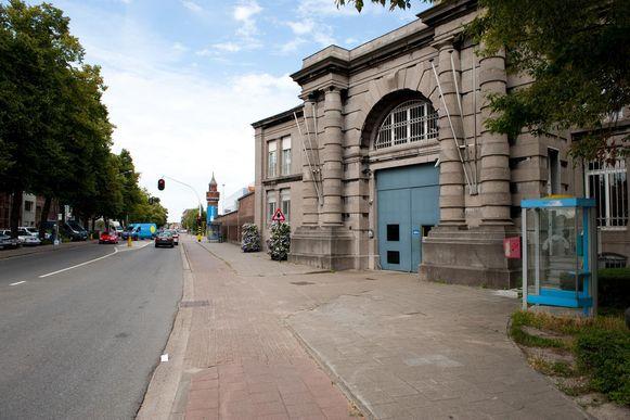 MECHELEN - gevangenis van Mechelen