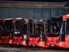 Busbranden Arriva: verdachte ontkent  drie branden te hebben aangestoken