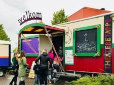 Hippe Happen Festival in Rosmalen in afgeslankte vorm door