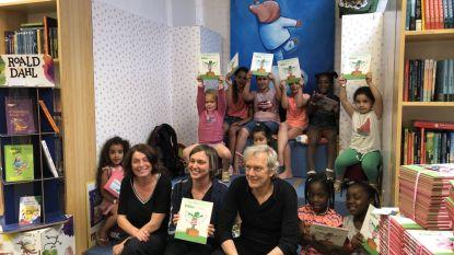 320 kwetsbare kinderen uit Leuven ontvangen een gratis prentenboek van boekhandel De Kleine Johannes