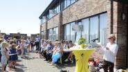 Pakkende afscheidsviering van juf-directeur Christiane in De Zonnebloem