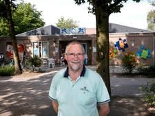 Gerrit Spaninks spin in web in 'zijn' Woenselse Heide Eindhoven