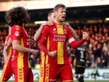 NAC drie dagen na bekerzege op PSV onderuit bij Go Ahead Eagles