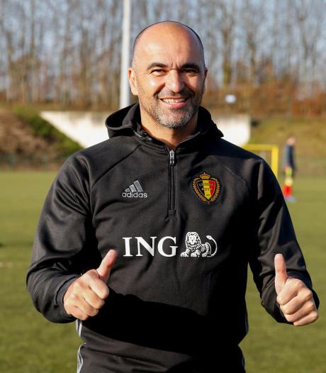Roberto Martinez sera-t-il sur le banc des Diables en cas de report de l'Euro en 2021?