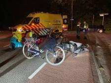 Scooterrijder gewond na valpartij in Harderwijk