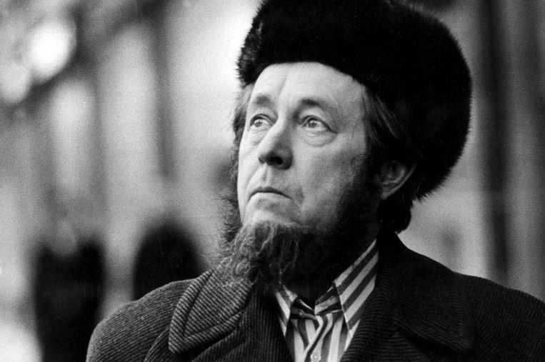 Aleksandr Solzjenitsyn Beeld RV