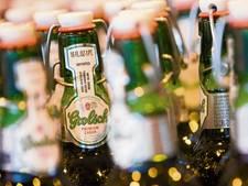 Merkloos bier verkocht als vaten Grolsch