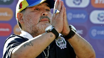 De trainerscarrière van Diego Maradona (59): even onnavolgbaar als dribbels in zijn beste jaren
