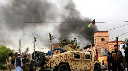 Minstens vier doden bij IS-aanval op Afghaans overheidsgebouw
