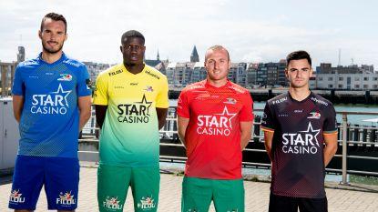 Met indrukwekkende video stelt KV Oostende zijn wedstrijdshirts voor dit seizoen voor