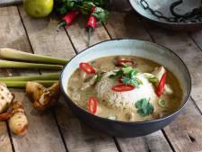 Wat Eten We Vandaag: Tom kha kai