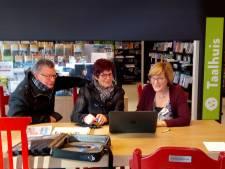 In het digicafe in bibliotheek Waalwijk maandelijks de digitale snelweg op