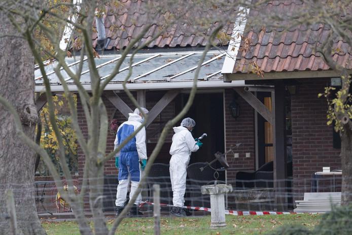 Onderzoek na de dood van Herman Smit in Wierden