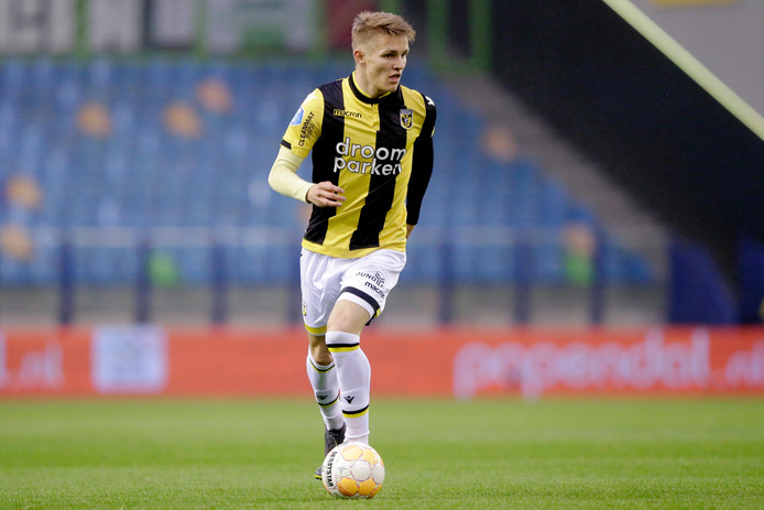 Martin Ødegaard.