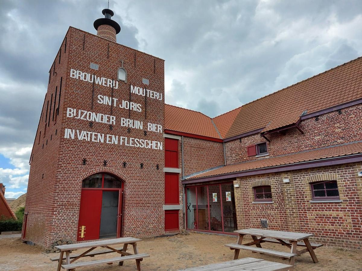 De Kinderbrouwerij in Reningelst.