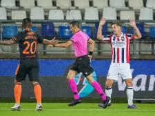 Willem II-captain Peters: 'Zij kregen vijf kansen en schieten er vier binnen'
