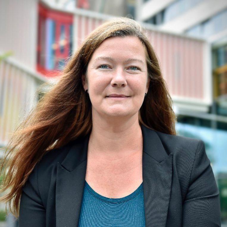 Susanne Täuber Beeld Elmer Spaargaren/RUG