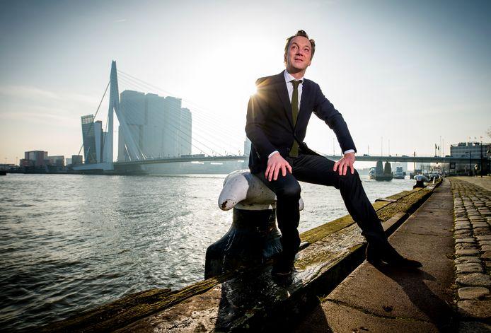 Wim Pijbes, directeur van Stichting Droom en Daad. ,,Sommige sectoren zijn onevenredig hard geraakt door het coronavirus, de culturele sector is daar een van.''