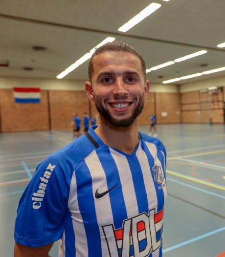Monsterscore zaalvoetballers FC Eindhoven tegen hekkensluiter White Stones: 14-2