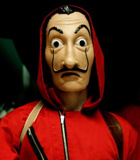 """Netflix dévoile la date de sortie de la quatrième saison de """"La Casa de Papel"""""""