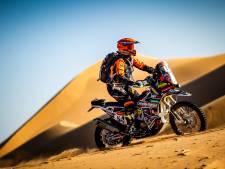 Nog even en de finish lonkt in Dakar Rally voor Mirjam Pol